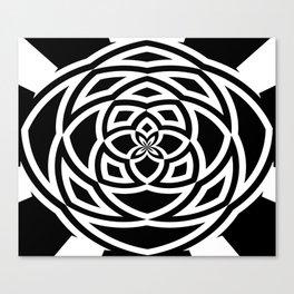 Box Spiral Canvas Print