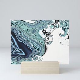 The Tide Mini Art Print