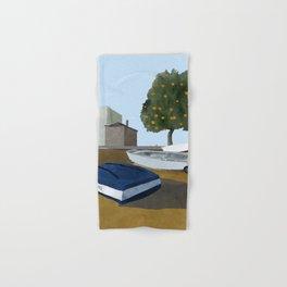 The harbor Hand & Bath Towel