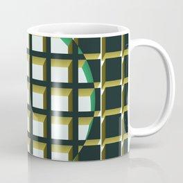 Green Exclusion Coffee Mug