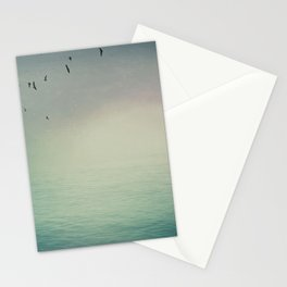 Emptiness In Between Stationery Cards