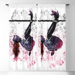 Bondage Catwoman Blackout Curtain