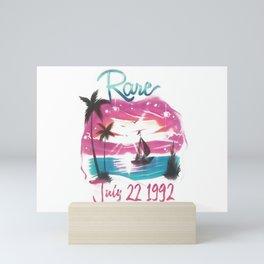 rare #1 Mini Art Print