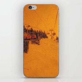 Sunshine Chairlift iPhone Skin