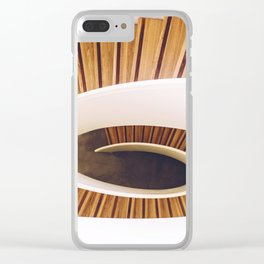 Architecture 08 Clear iPhone Case