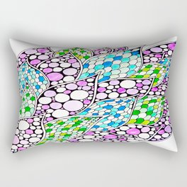 Abies Delavayi   Rectangular Pillow