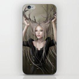 Orée du bois iPhone Skin