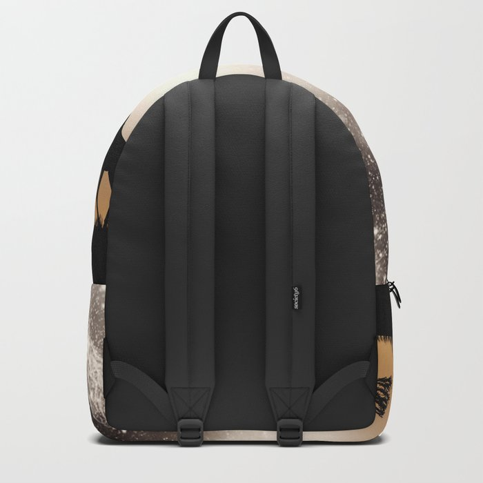 Nature silhouettes Backpack