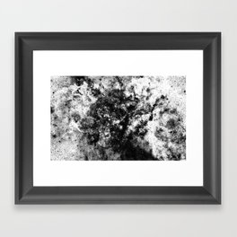 Everything is nothing 21 (therefore it was beautiful) Framed Art Print