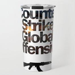 Counter Strike - Global Offensive  Travel Mug