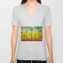 California Love Unisex V-Neck