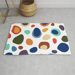 Terrazzo Abstract Pattern Rug