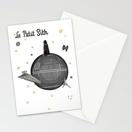 Le Petit Sith Stationery Cards