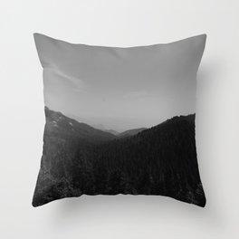 Sequoia National Park II Throw Pillow