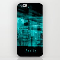 berlin iPhone & iPod Skins featuring Berlin by Laake-Photos