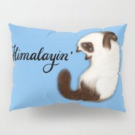 Himalayin' (Blue) Pillow Sham