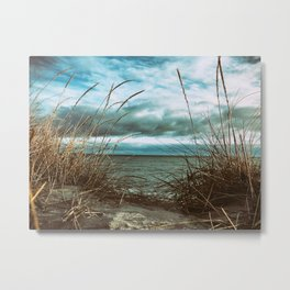 Cold and Warm Metal Print