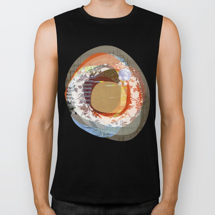 the abstract dream 19 Biker Tank