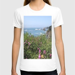 Beautiful North California Coast T-shirt