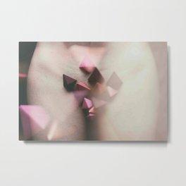 In utero Metal Print