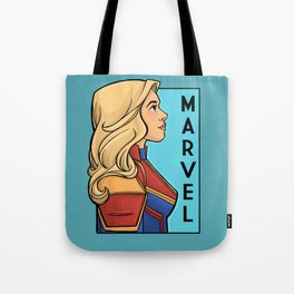 Marvl Tote Bag