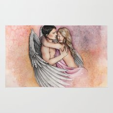 Eros and Psyche Rug