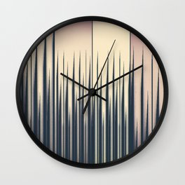 Spines Wall Clock