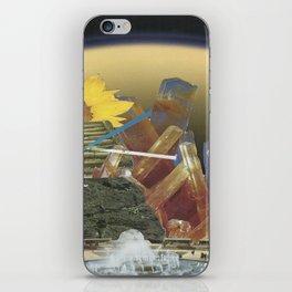 crystal energy iPhone Skin