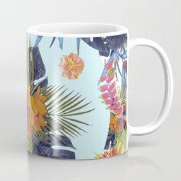 TROPICAL FLORAL Coffee Mug