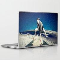 chicken Laptop & iPad Skins featuring Chicken by Cs025