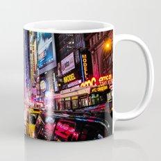 New York City Night Mug