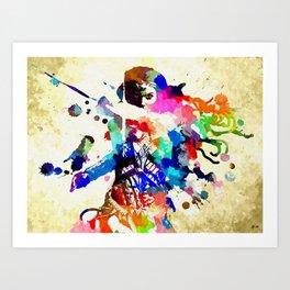Woman of Wonder Art Print