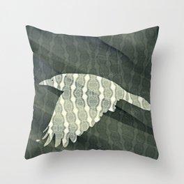 The rook #VII Throw Pillow