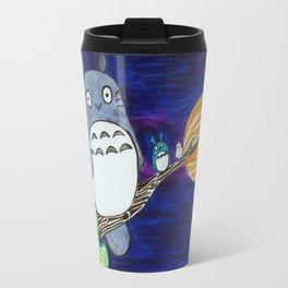 Midnight Totoro Travel Mug