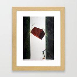 Sickness Framed Art Print