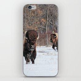 Running Wild iPhone Skin
