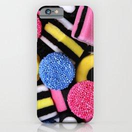 LIQUORICE for IPhone iPhone Case