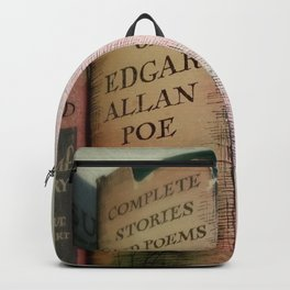 Pink Poe Backpack