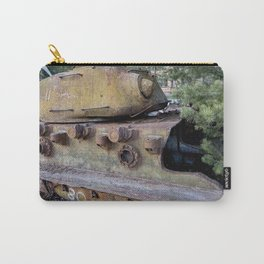 rusty tank remains Carry-All Pouch