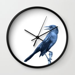 In the middle of nowhere: now, here Wall Clock