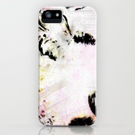 Kitty IN Color iPhone Case