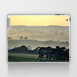 Over the hills Laptop & iPad Skin