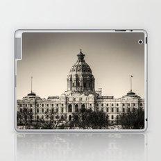 Minnesota Capitol Building Laptop & iPad Skin
