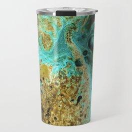 Sapphire Diver Travel Mug