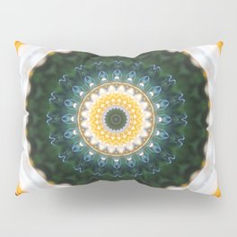 Mandala happy new year Pillow Sham