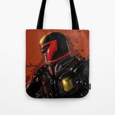 Dredd  Tote Bag