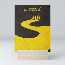 The Wizard Mini Art Print