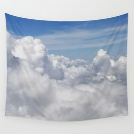 Above the Clouds Wall Tapestry