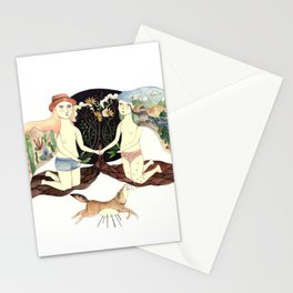 About This Time Stationery Cards
