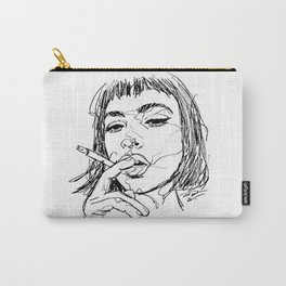 Smoke and Slay Carry-All Pouch
